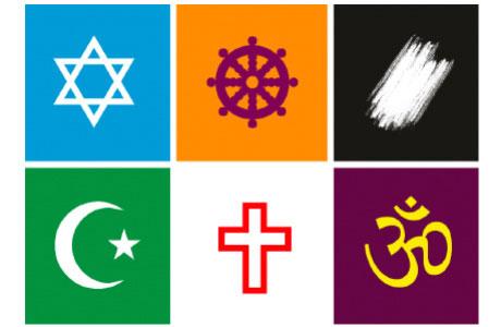 Moslems, die ein Atheist ist